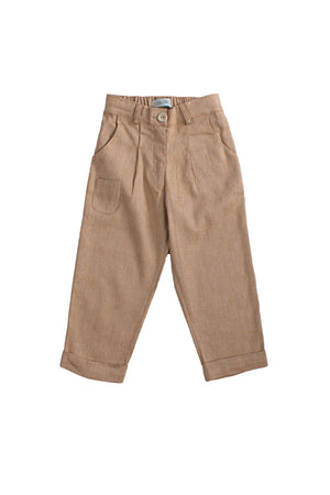 Indie Trousers Brown