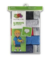 Fruit of the Loom 5P4609T Toddler Boy's Fashion Briefs