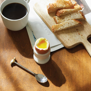 Egg Hammer Spoon Set (set of 2)