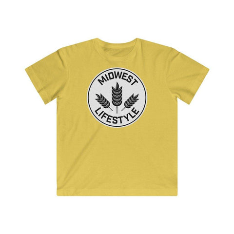 KIDS CLASSIC TEE - The Midwest Lifestyle