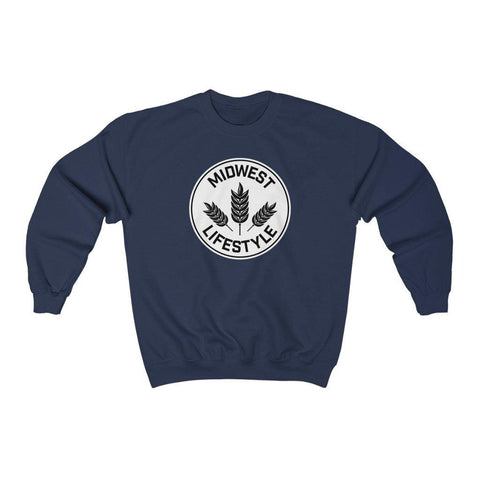 CLASSIC CREWNECK - The Midwest Lifestyle