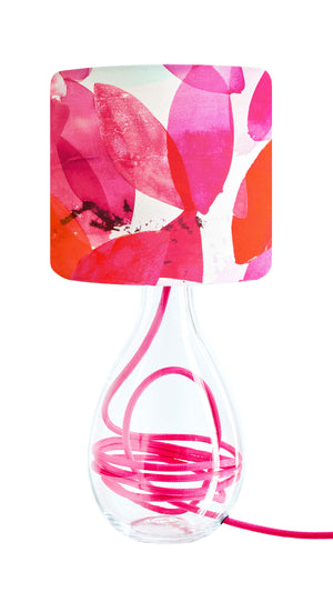 Falling Leaves in Autumn lamp<br>SMALL, 2 flex colour options