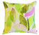 Falling Leaves in Spring<br />linen cushion