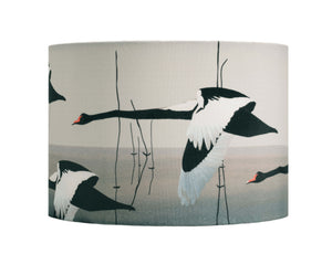 Meditation in Flying<br />canvas lampshade