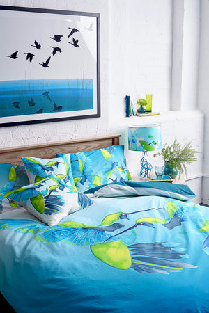 Sipping Nectar <Br> bed linen set