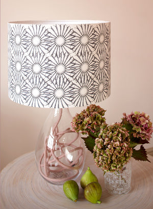 Beak Street<br />cotton lampshade