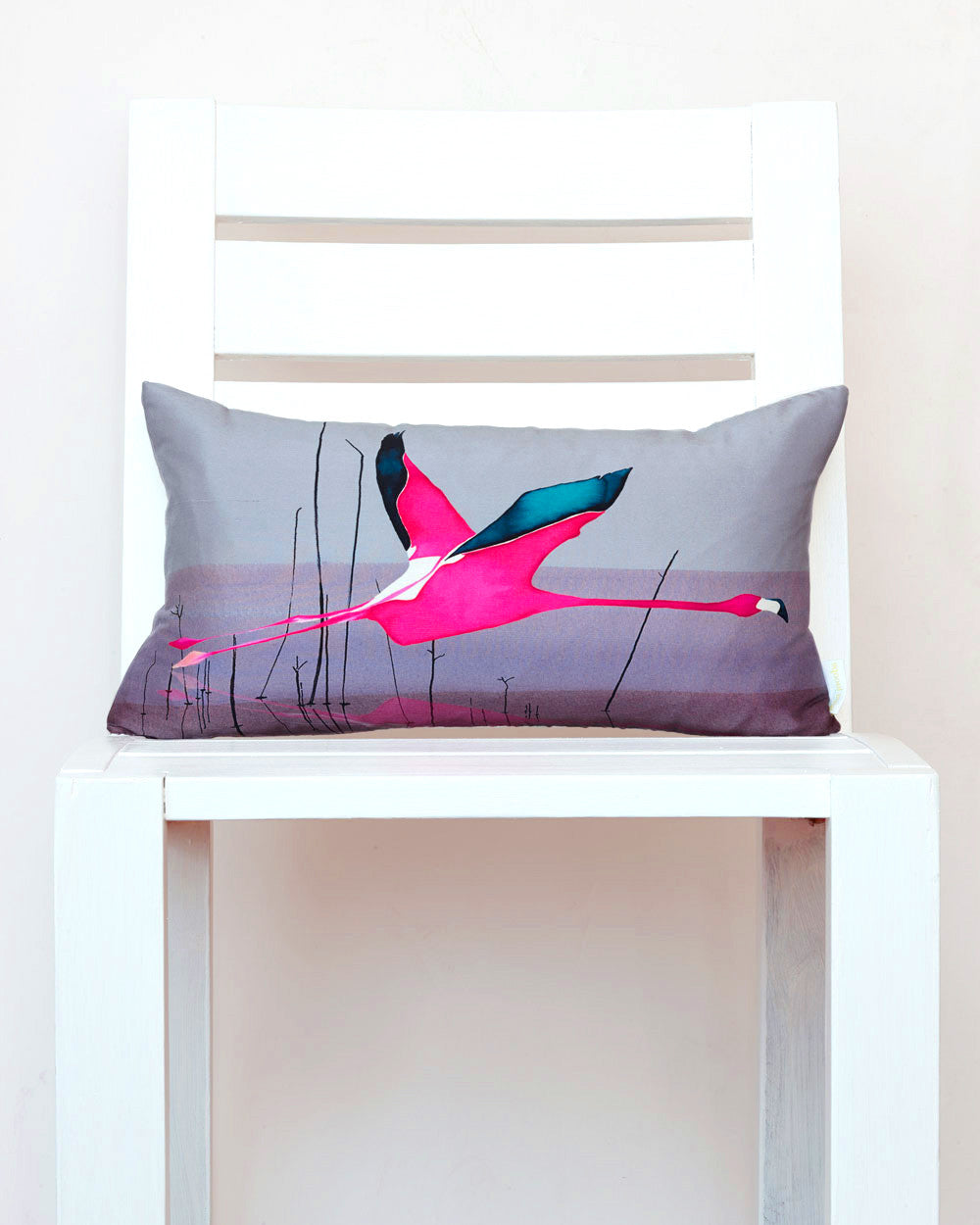 Breaking Dawn<br />small silk cushion