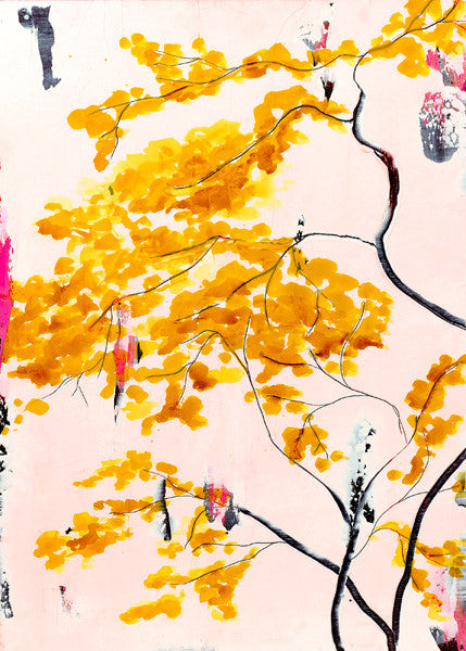 Chinese Tree<br/>greeting card