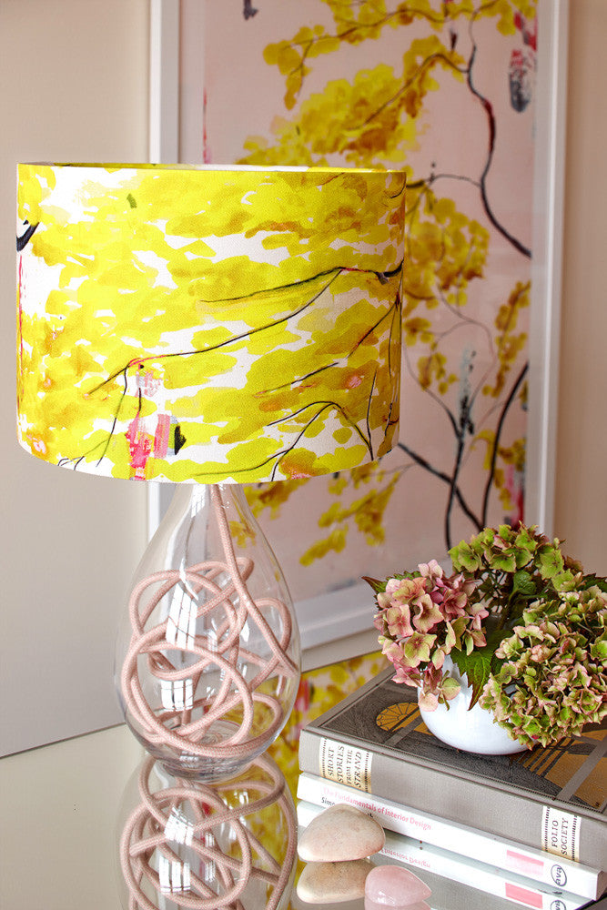 Chinese Tree lamp<br />SMALL, 2 flex colour options