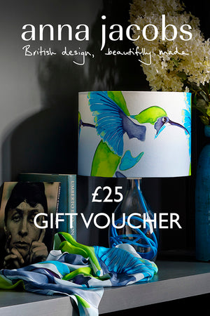 Gift voucher for Anna Jacobs - £25