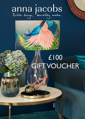 Gift voucher for Anna Jacobs - £100
