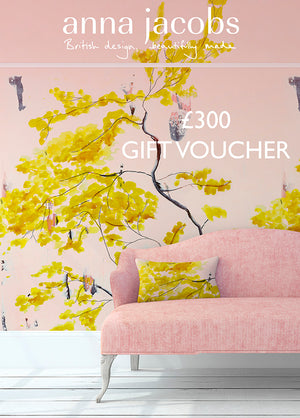 Gift voucher for Anna Jacobs - £300