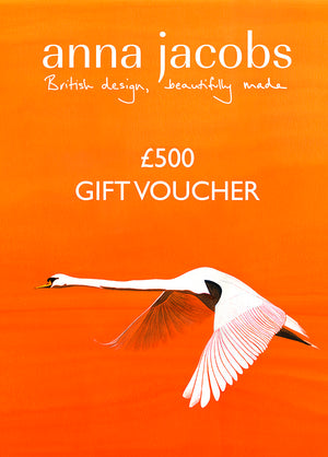 Gift voucher for Anna Jacobs - £500