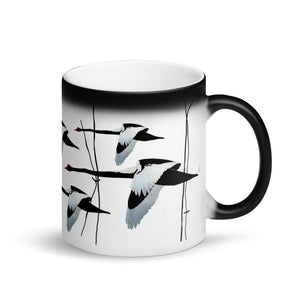Black Swan magic mug