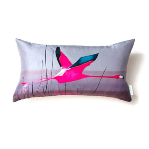Breaking Dawn<br />small silk cushion COVER