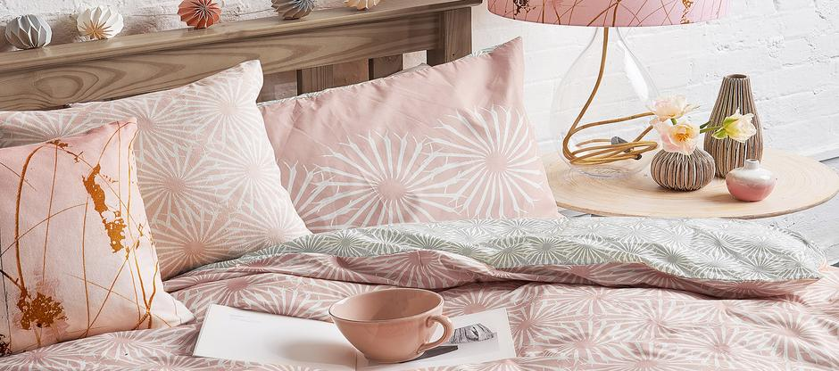 Anna Jacobs new bed linen on pre-order