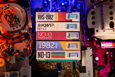VHS 1-5 Kings Wild Project