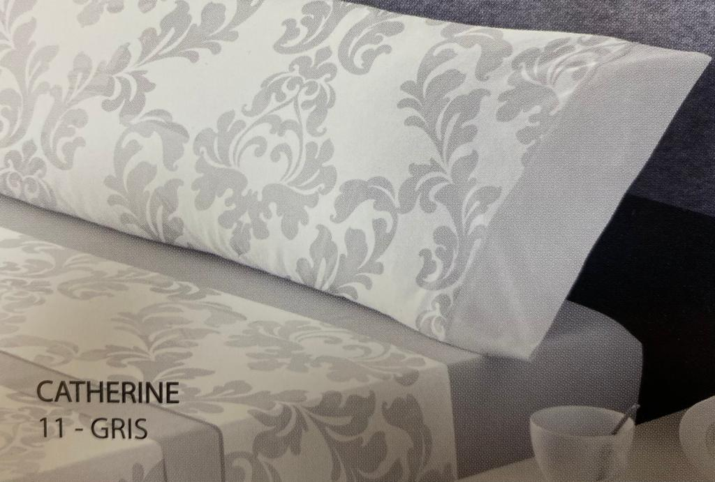 Catherine Flannel Bed Sheet Set