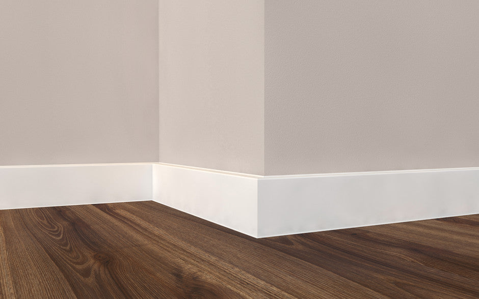 Skirting Aqua Boards White