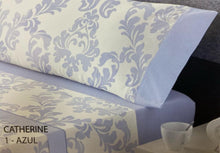 Load image into Gallery viewer, Catherine Flannel Bed Sheet Set
