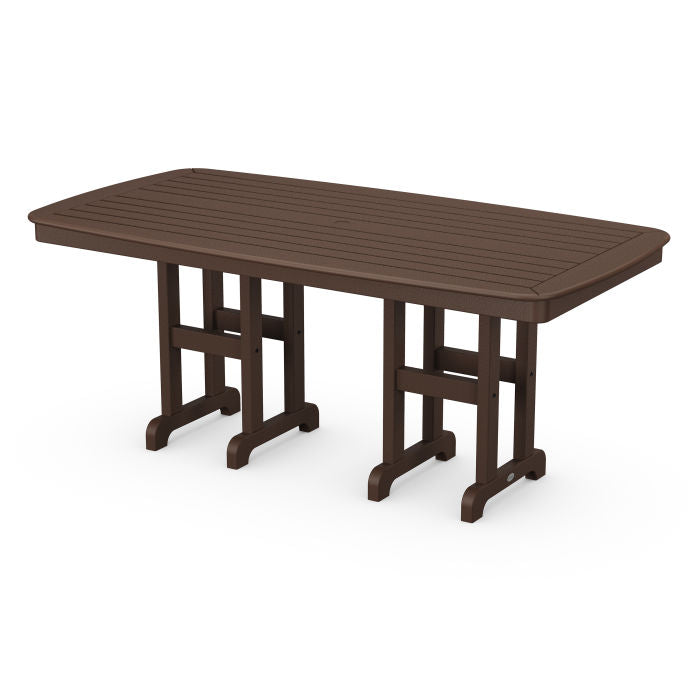 "Nautical 37"" x 72"" Dining Table"