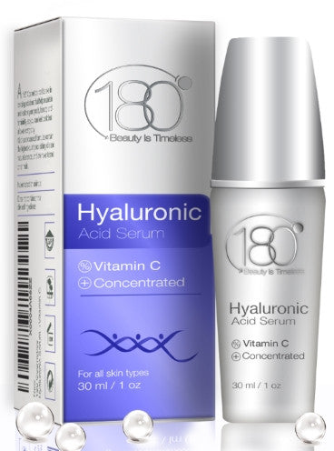 180 Cosmetics Products - Customer Video: Hyaluronic Acid Serum by Debra Schroeder