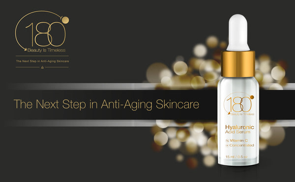 Hyaluronic Acid Skin Care Line