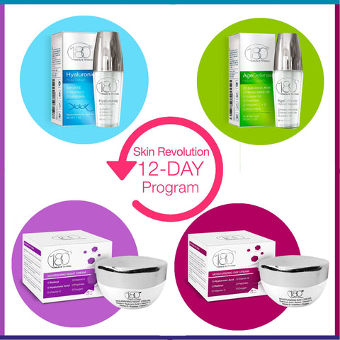 Image of 12 Days Beauty Package Max Hydration – SKIN REVOLUTION PROGRAM