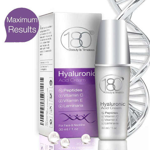 Image of Hyaluronic Cream + Peptides