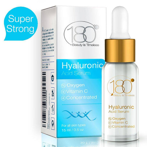 Image of Hyaluronic Acid Serum + Oxygen (15ml)