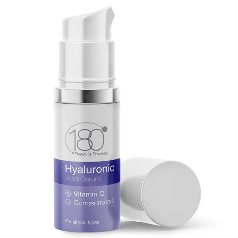 Hyaluronic Acid Serum + Vitamin C (15 ml)