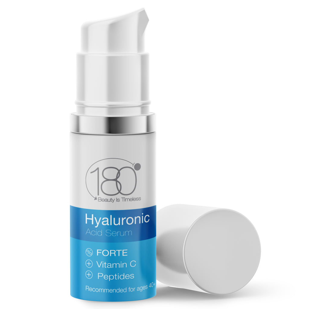 Hyaluronic Acid Serum + Vitamin C Forte (20 ml)