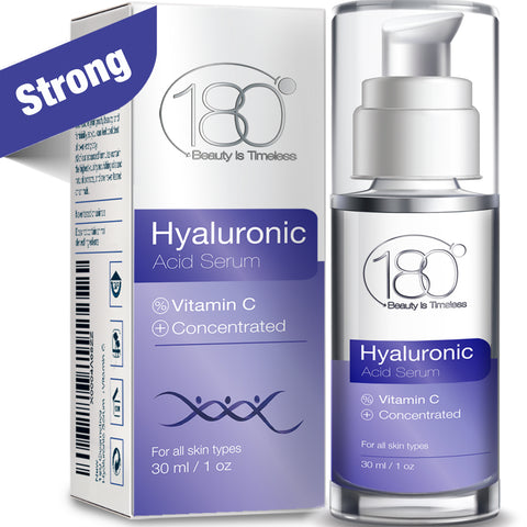 Image of Hyaluronic Acid Serum + Vitamin C (30ml)