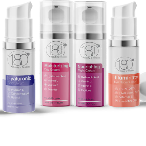 180 Beauty Is Timeless Kit - 4 Full-Size Products