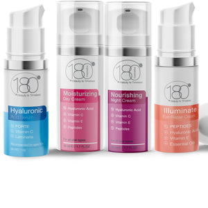 180 Beauty Is Timeless FORTE Kit - 4 Full-Size Products