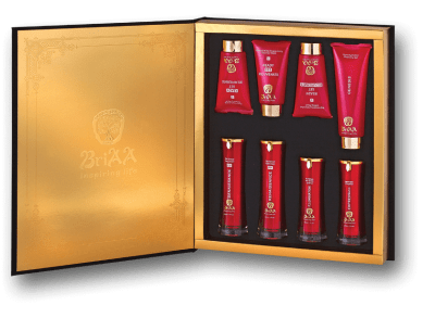 Royal System Skin Care Set - By Briaa - 8 Full-Size Products