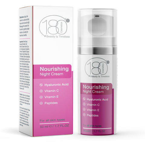Nourishing Night Cream - Concentrated Nighttime Moisturizer