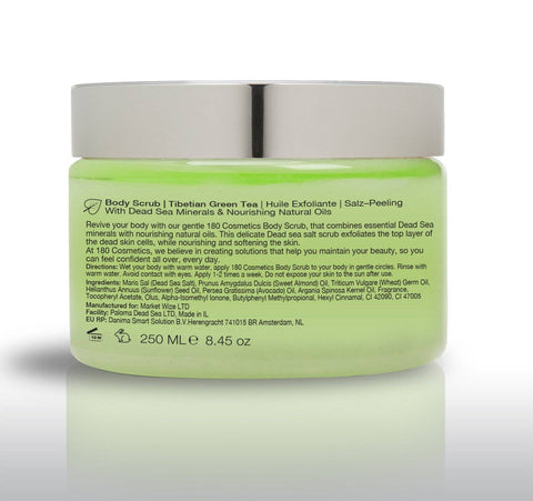 Image of Salt and Oil Body Scrub - Tibetan Green Tea