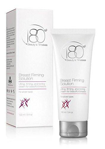 180 Cosmetics Breast Firming Solution - Firming, Lifting, Plumping, and Toning Cream, Clinically Approved