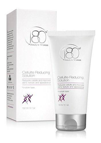 180 Cosmetics Cellulite Reducing Solution - Cellulite Cream Reduces Cellulite and Improves Skin's Texture , Orange Peel Cream