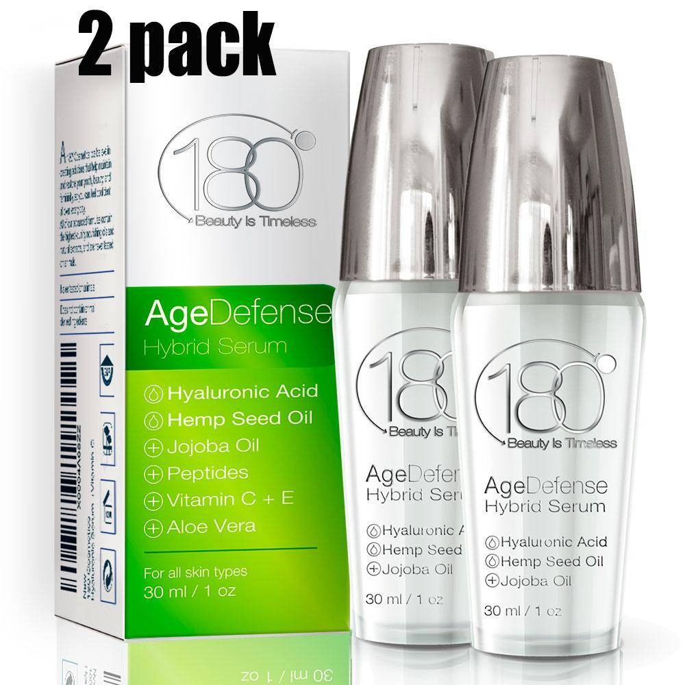 2X Age Defense Hybrid Serum