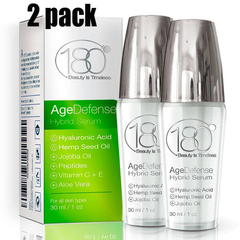 Image of 2X Age Defense Hybrid Serum