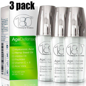 3X Age Defense Hybrid Serum