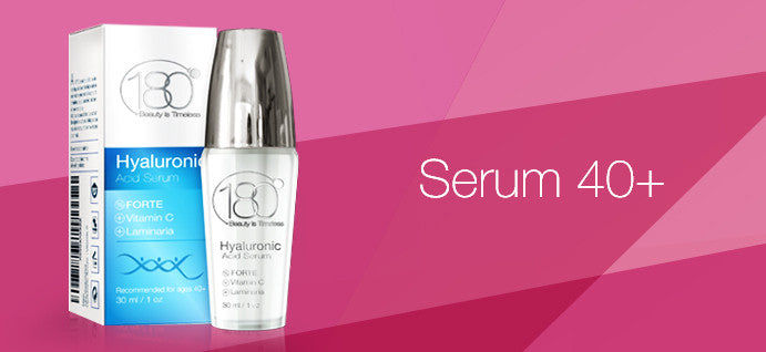 Hyaluronic Acid Serum For Matured Skin