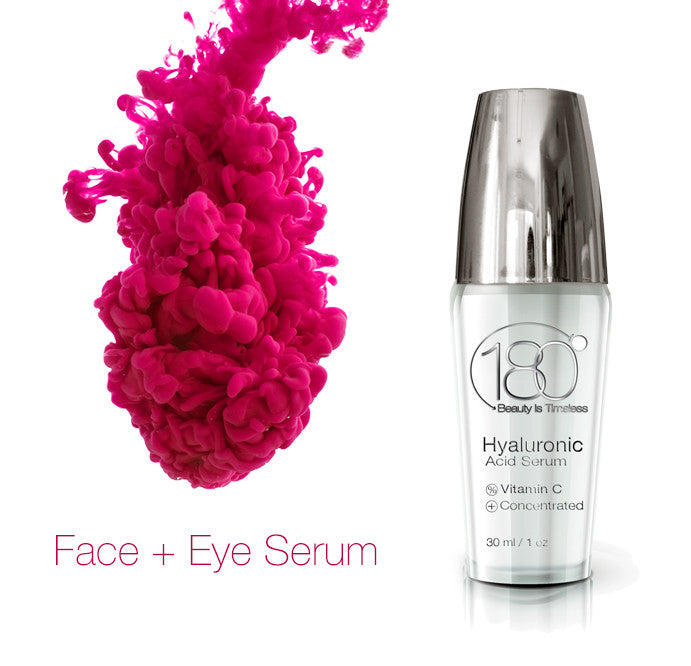 Hyaluronic Face and Eye Serum
