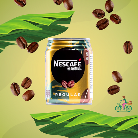 Nescafe Roasted Instant Coffee China