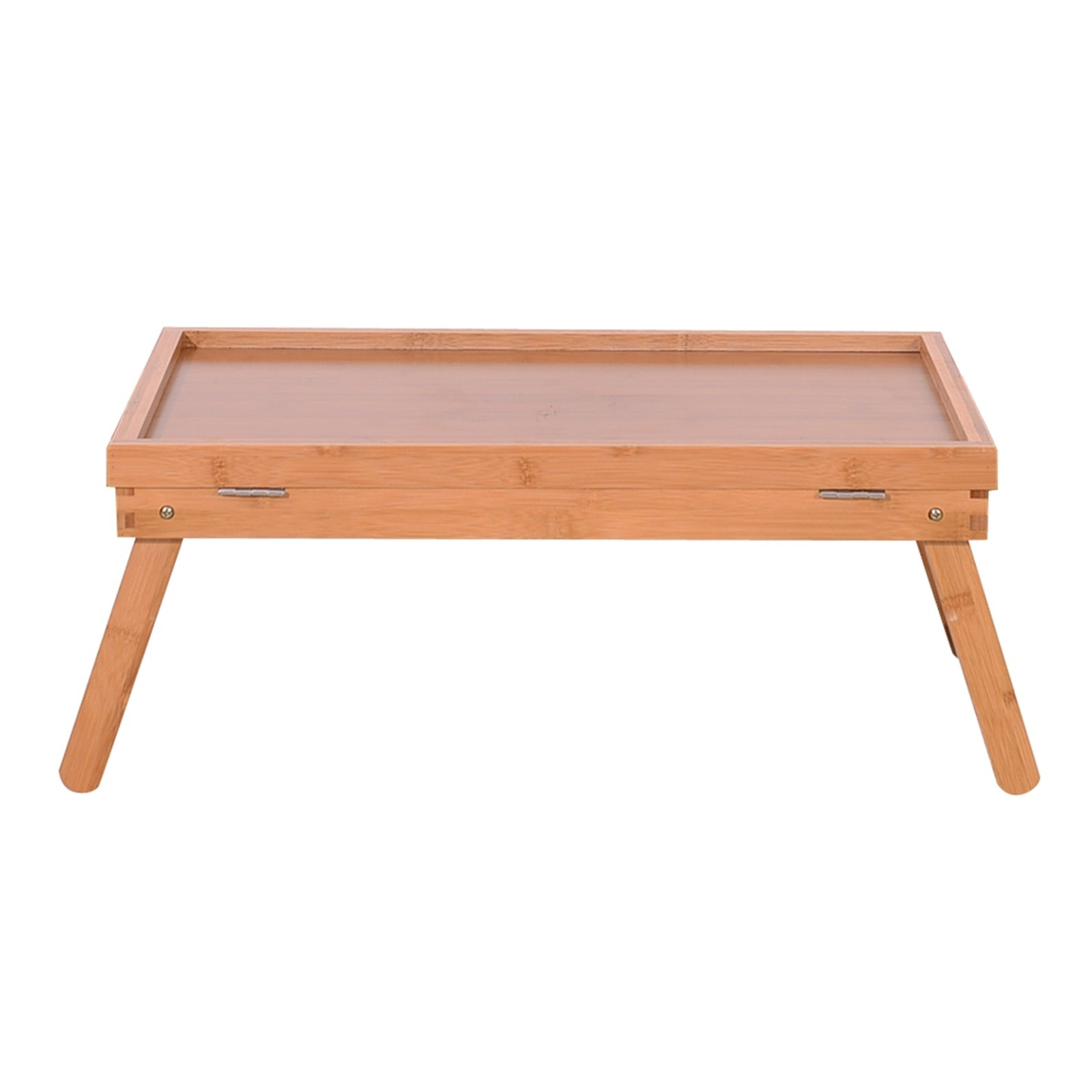 Free shipping Table Top Adjustable Dining-table Wood Color YJ