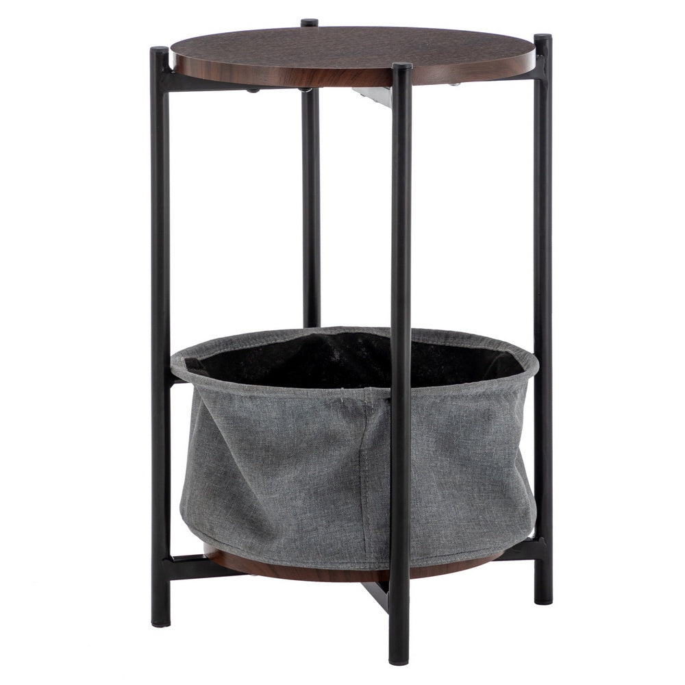 ree shipping  End Table Small Side Table Round Coffee Table for Sofa Living Room Tea Table,Coffee Table XH