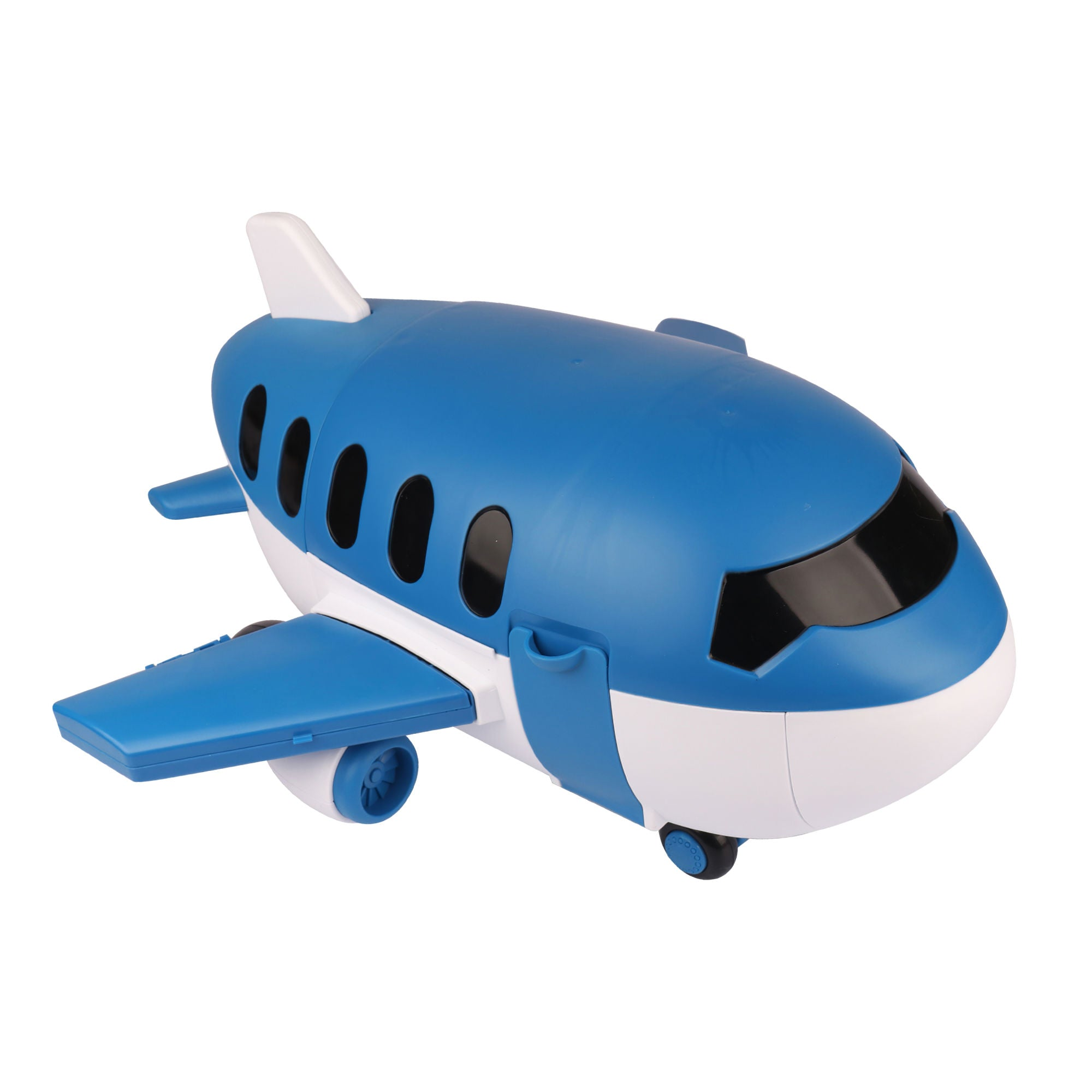 Free shipping Cartoon plane two in one (tool theme) simulation plane  YJ