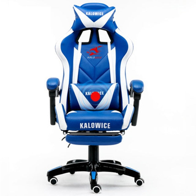 New Office Chair Professional Computer Gaming Chair Swivel  Internet Cafes Sports Racing Armchair Chair WCG Play Gaming Chairs